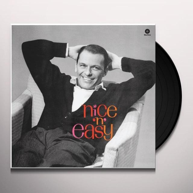 Frank Sinatra NICE 'N' EASY Vinyl Record