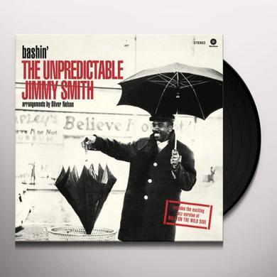 BASHIN'-THE UNPREDICTABLE JIMMY SMITH Vinyl Record - Spain Import