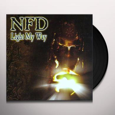 Nfd LIGHT MY WAY Vinyl Record - UK Import