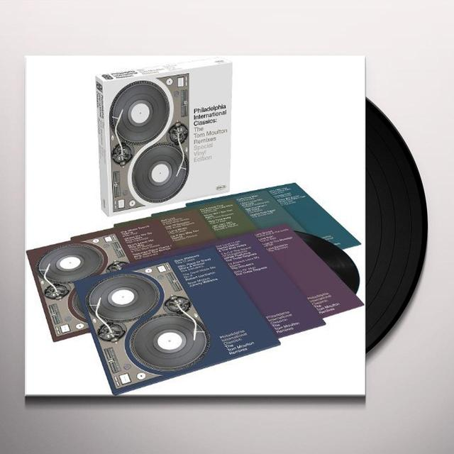 TOM MOULTON REMIXES-SPECIAL VINYL EDITION / VARIOU