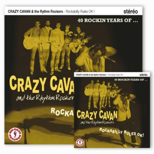 Crazy Cavan & The Rhythm Rockers