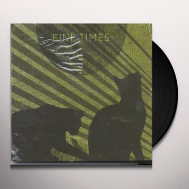 FINE TIMES Vinyl Record - Canada Import