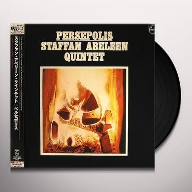 Staffan Abeleen PERSEPOLIS Vinyl Record - Japan Import