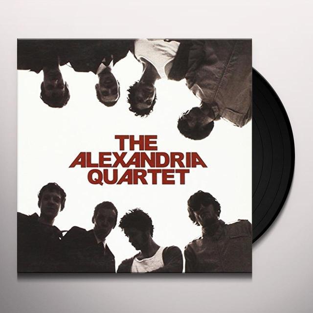 Alexandria Quartet INTO THE LIGHT Vinyl Record - UK Import