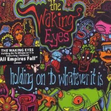 Walking Eyes HOLDING ON TO Vinyl Record