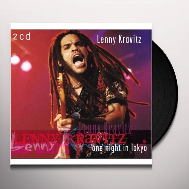 Lenny Kravitz ONE NIGHT IN TOKYO Vinyl Record - Holland Import