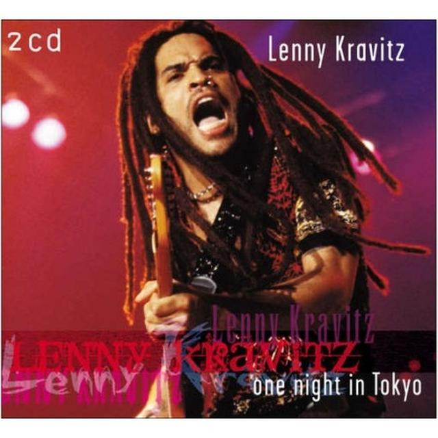Lenny Kravitz ONE NIGHT IN TOKYO Vinyl Record - Holland Import