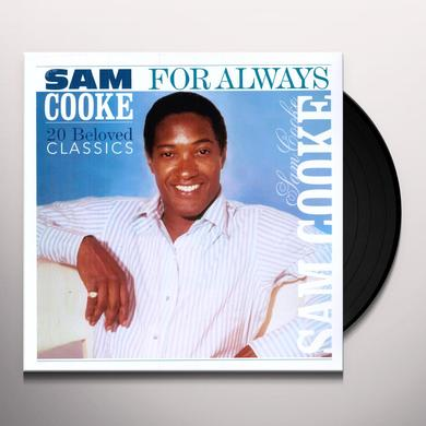 Sam Cooke FOR ALWAYS-20 BELOVED CLASSICS Vinyl Record - Holland Import