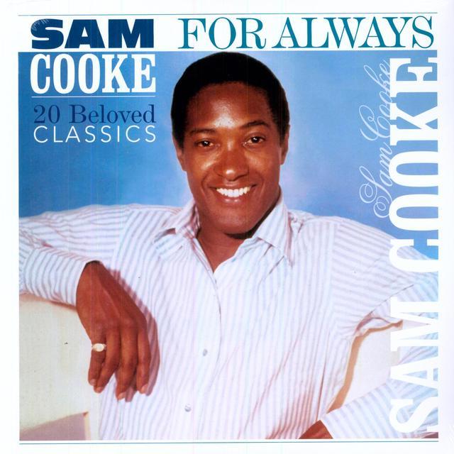 Sam Cooke FOR ALWAYS-20 BELOVED CLASSICS Vinyl Record - Holland Import