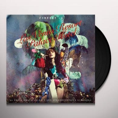 Cibelle LAS VENUS RESORT PALACE HOTEL Vinyl Record