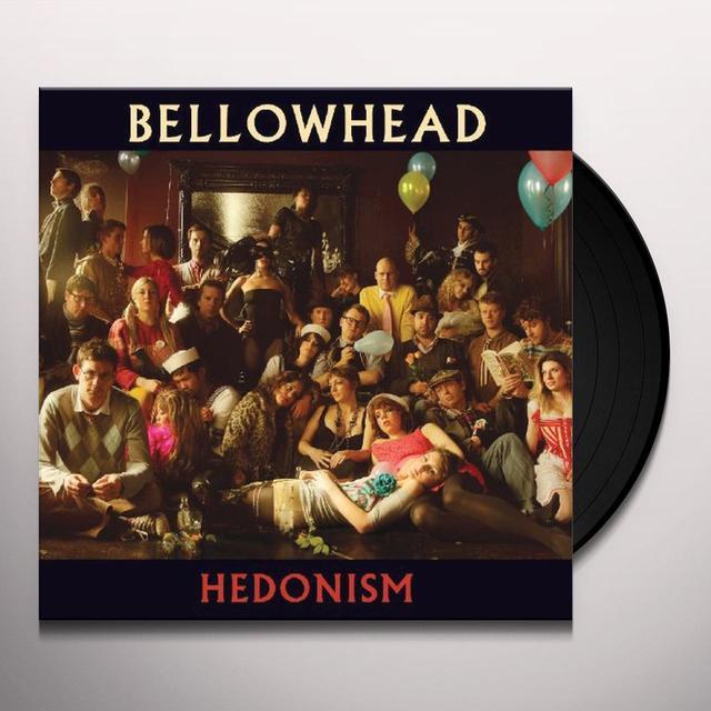 Bellowhead HEDONISM Vinyl Record