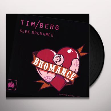 Tim Berg SEEK BROMANCE Vinyl Record