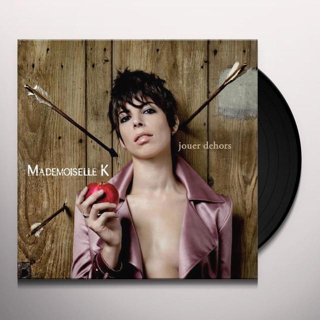 Mademoiselle K JOUER DEHORS (GER) Vinyl Record