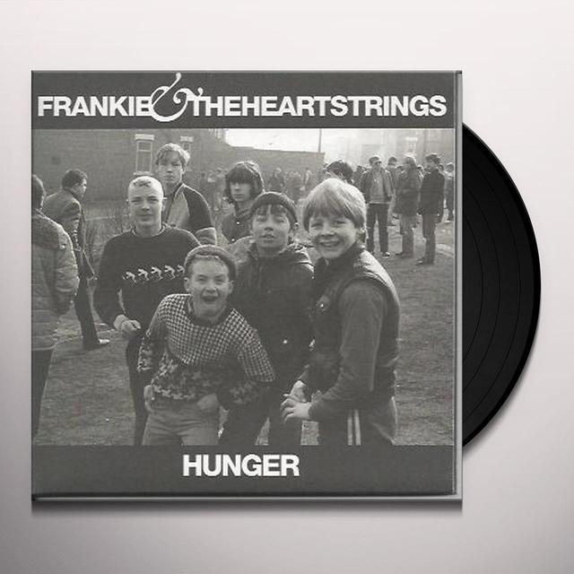 Frankie & The Heartstrings HUNGER Vinyl Record