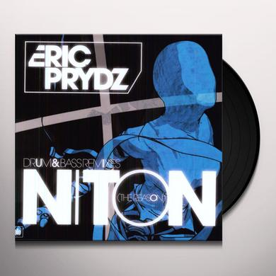 Eric Prydz NITON (THE REASON) Vinyl Record