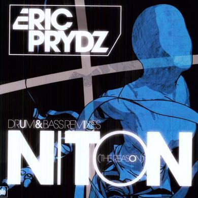 Eric Prydz NITON (THE REASON) Vinyl Record