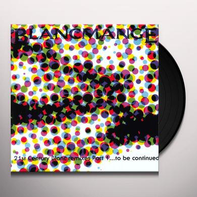 Blancmange 21ST CENTURY BLANC REMIXES PART 1 (UK) (Vinyl)