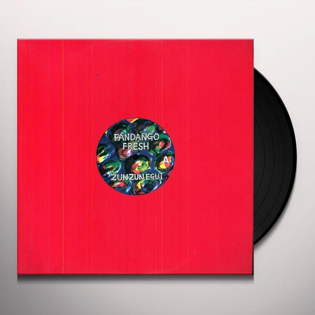 Zun Zun Egui FANDANGO FRESH/EL CHUPAKABRA Vinyl Record