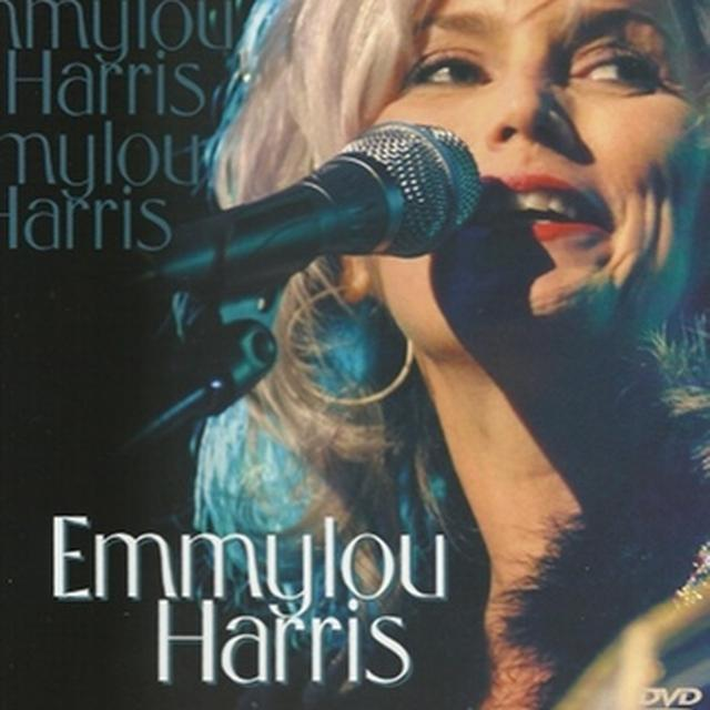 Emmylou Harris LIVE IN GERMANY 2000 Vinyl Record