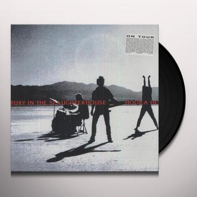Fury In The Slaughterhouse HOOKA HEH (GER) Vinyl Record