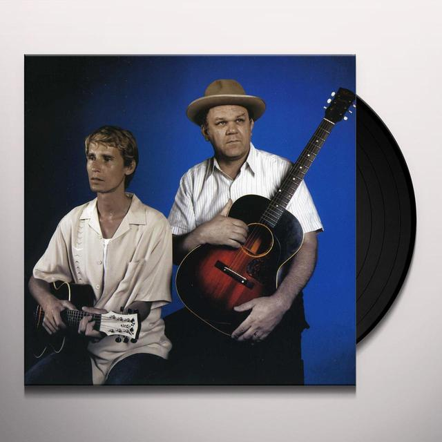 John & Tom GONNA LAY DOWN MY OLD GUITAR Vinyl Record - UK Release