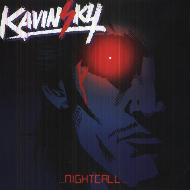Kavinsky NIGHT CALL Vinyl Record - UK Import