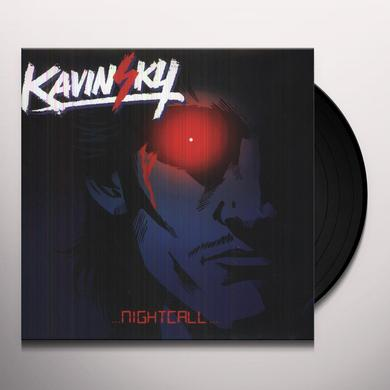 Kavinsky NIGHT CALL Vinyl Record - UK Import