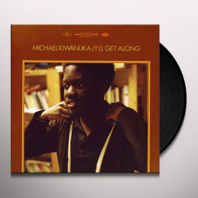 Michael Kiwanuka I'LL GET ALONG Vinyl Record - UK Import