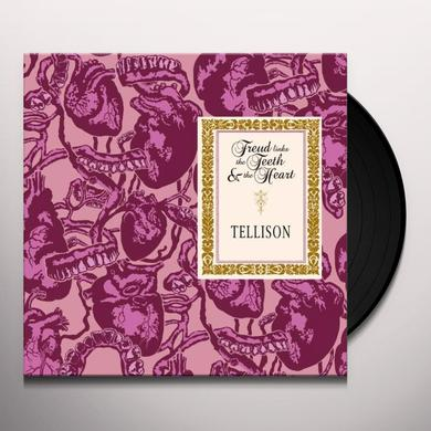 Tellison FREUD LINKS THE TEETH & THE HEART Vinyl Record