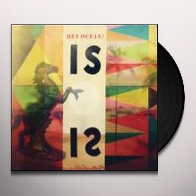 Hey Ocean IS Vinyl Record - Canada Import