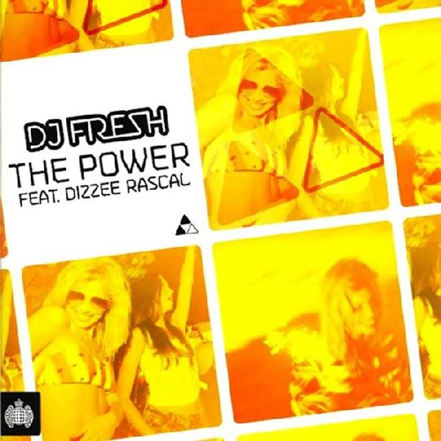 Dj Fresh Feat. Dizzee Rascal POWER Vinyl Record - UK Import