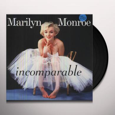 Marilyn Monroe INCOMPARABLE (GER) Vinyl Record