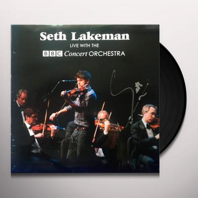 Seth Lakeman LIVE WITH THE BBC CONCERT ORCHESTRA Vinyl Record - UK Import