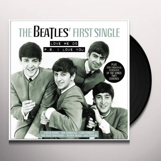 BEATLES FIRST SINGLE: LOVE ME DO / PS I LOVE YOU / Vinyl Record