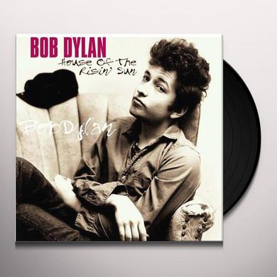 Bob Dylan HOUSE OF THE RISIN' SUN Vinyl Record