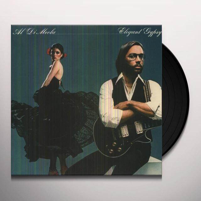 Ala Dimeola ELEGANT GYPSY Vinyl Record - Holland Import