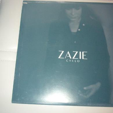Zazie CYCLE Vinyl Record