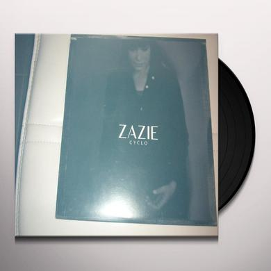 Zazie CYCLE (FRA) Vinyl Record