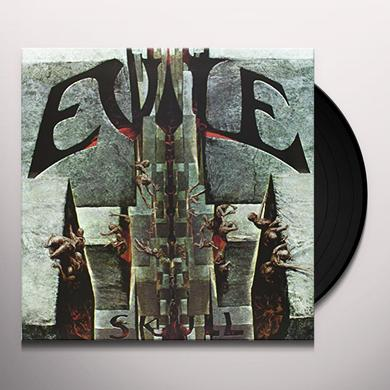Evile SKULL Vinyl Record