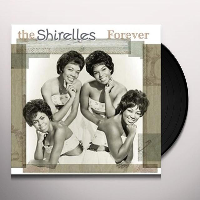 The Shirelles FOREVER Vinyl Record - Holland Import