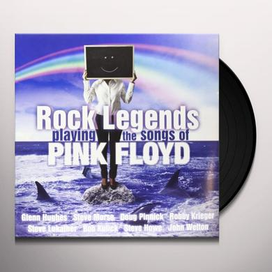 ROCK LEGENDS PLAYING THE SONGS OF PINK FLOYD / VAR Vinyl Record