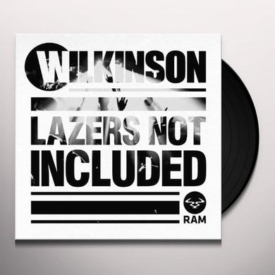 Wilkinson LAZERS NOT INCLUDED Vinyl Record - UK Import