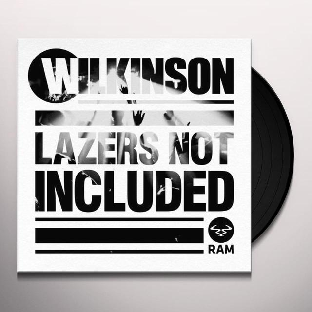 Wilkinson LAZERS NOT INCLUDED Vinyl Record