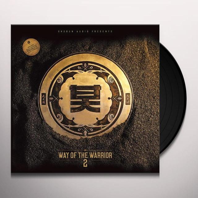 SHOGUN AUDIO PRESENTS-WAY OF THE WARRIOR 2 / VARIO Vinyl Record