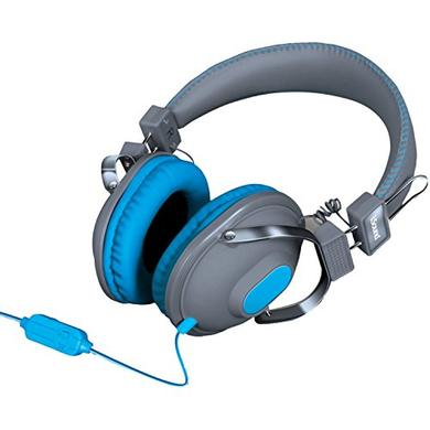 HM-260 HEADPHONES / GRAY/BLUE