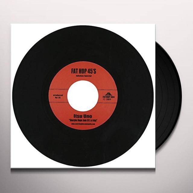 Itsu Uno SKORPIO DOPE JAM Vinyl Record - UK Import