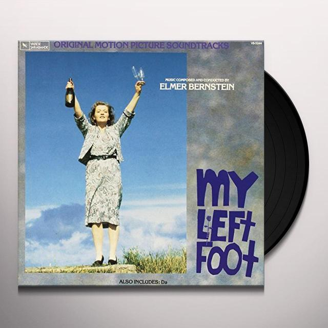 MY LEFT FOOT / O.S.T. (GER) Vinyl Record