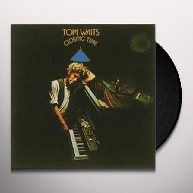 Tom Waits CLOSING TIME (GER) Vinyl Record