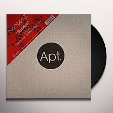 Makai SUNRISE Vinyl Record - Japan Import