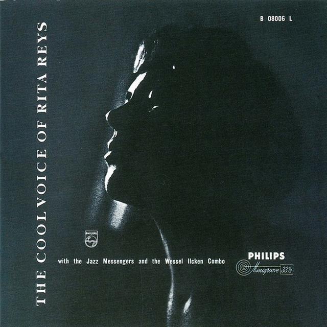 Rita Reys COOL VOICE OF Vinyl Record